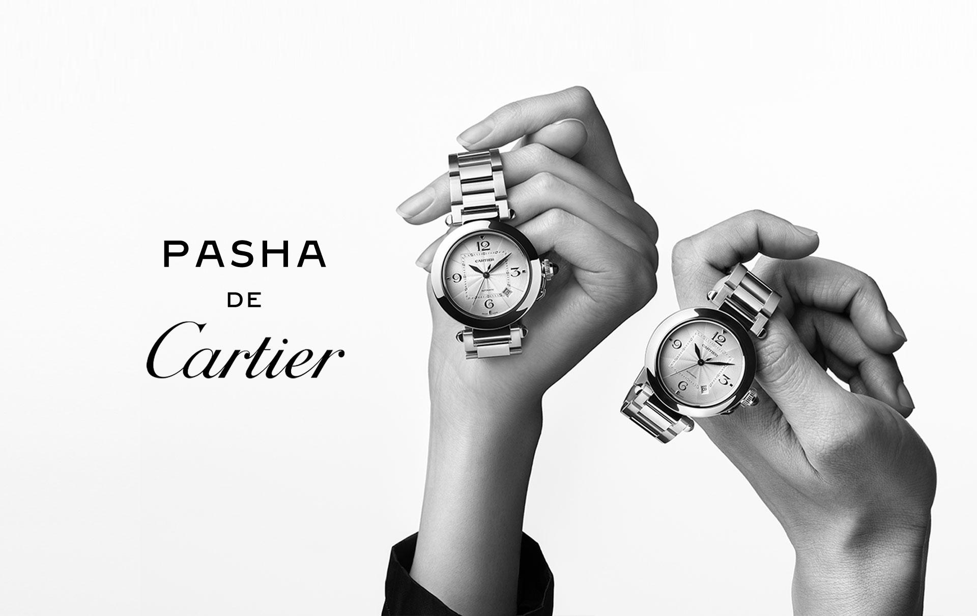 Pasha de Cartier 2020