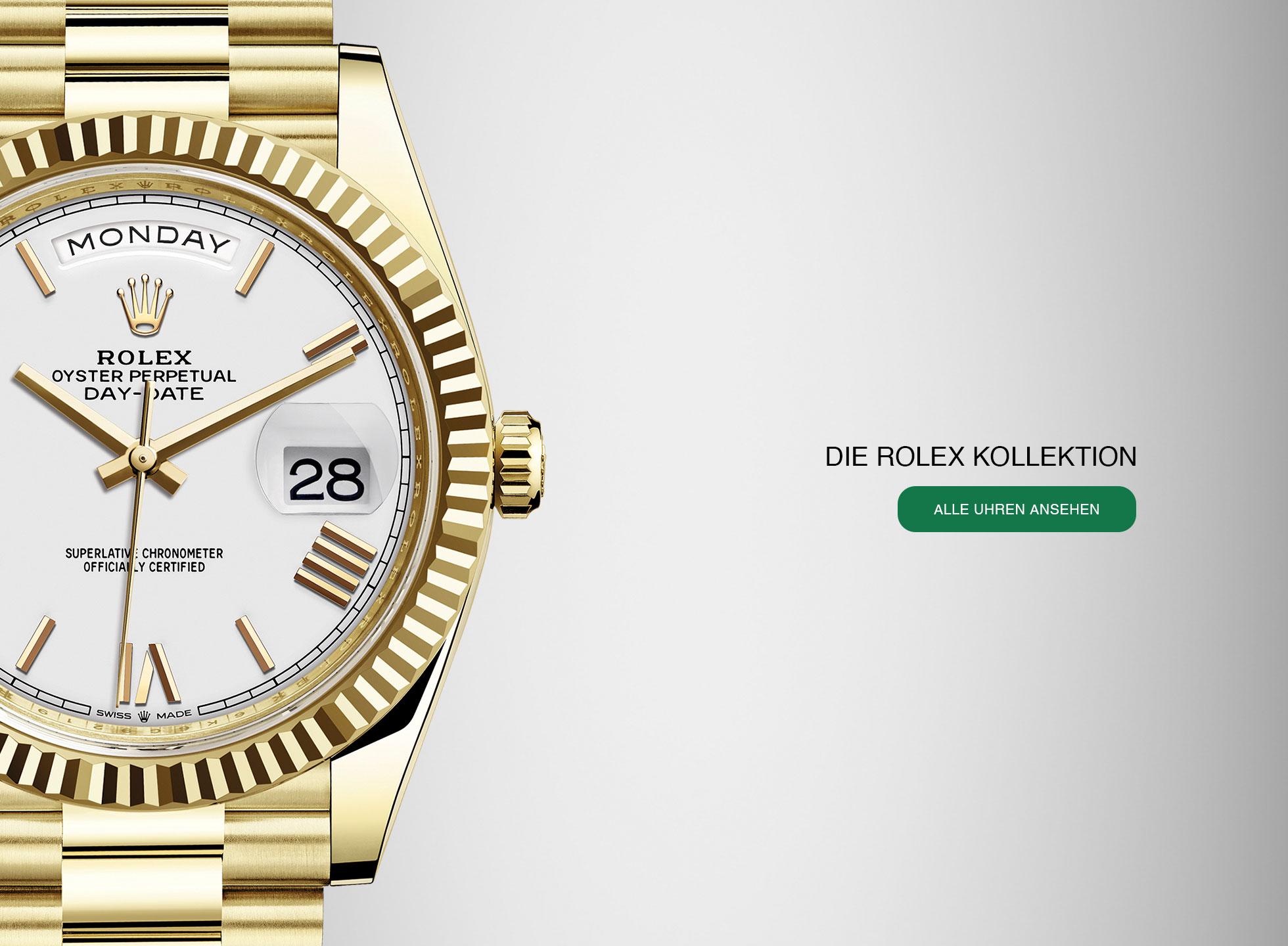 Entdecken Sie ROLEX bei Juwelier Hörl